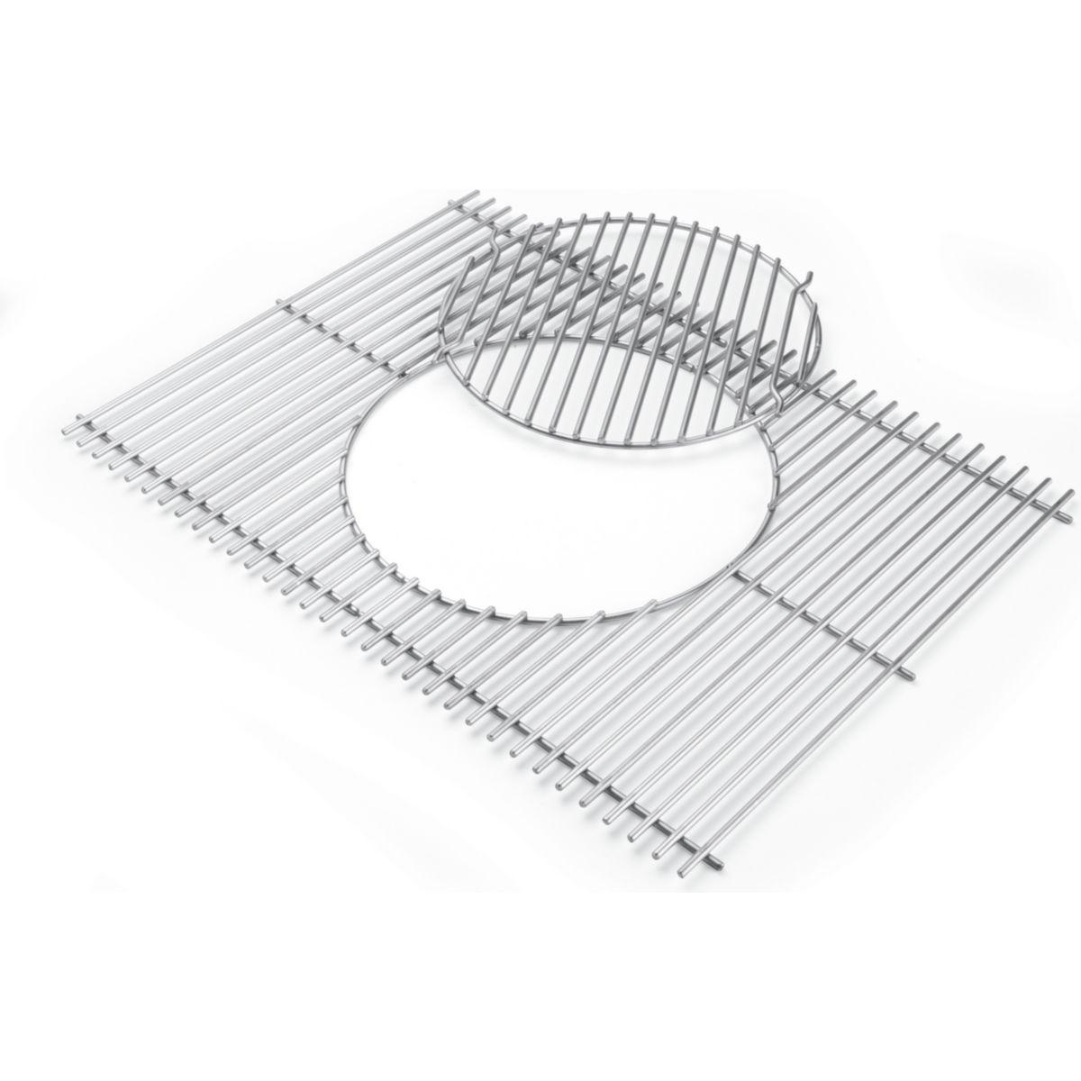 Grille weber grille gourmet bbq system - livraison offerte : code livprem (photo)