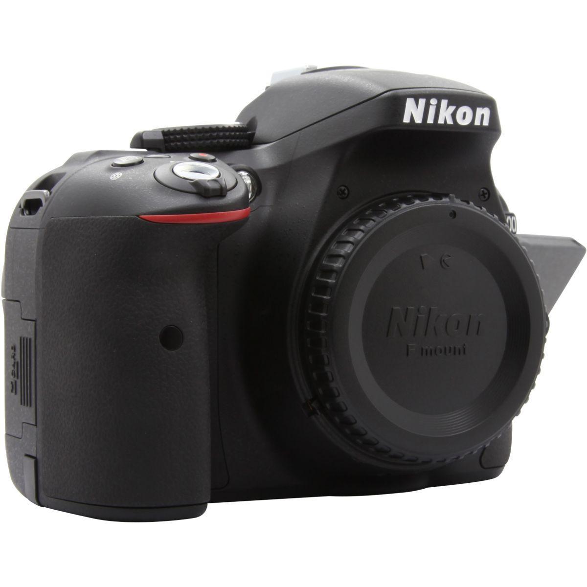 Appareil photo reflex nikon d5300 nu - 2% de remise imm�diate avec le code : fete2