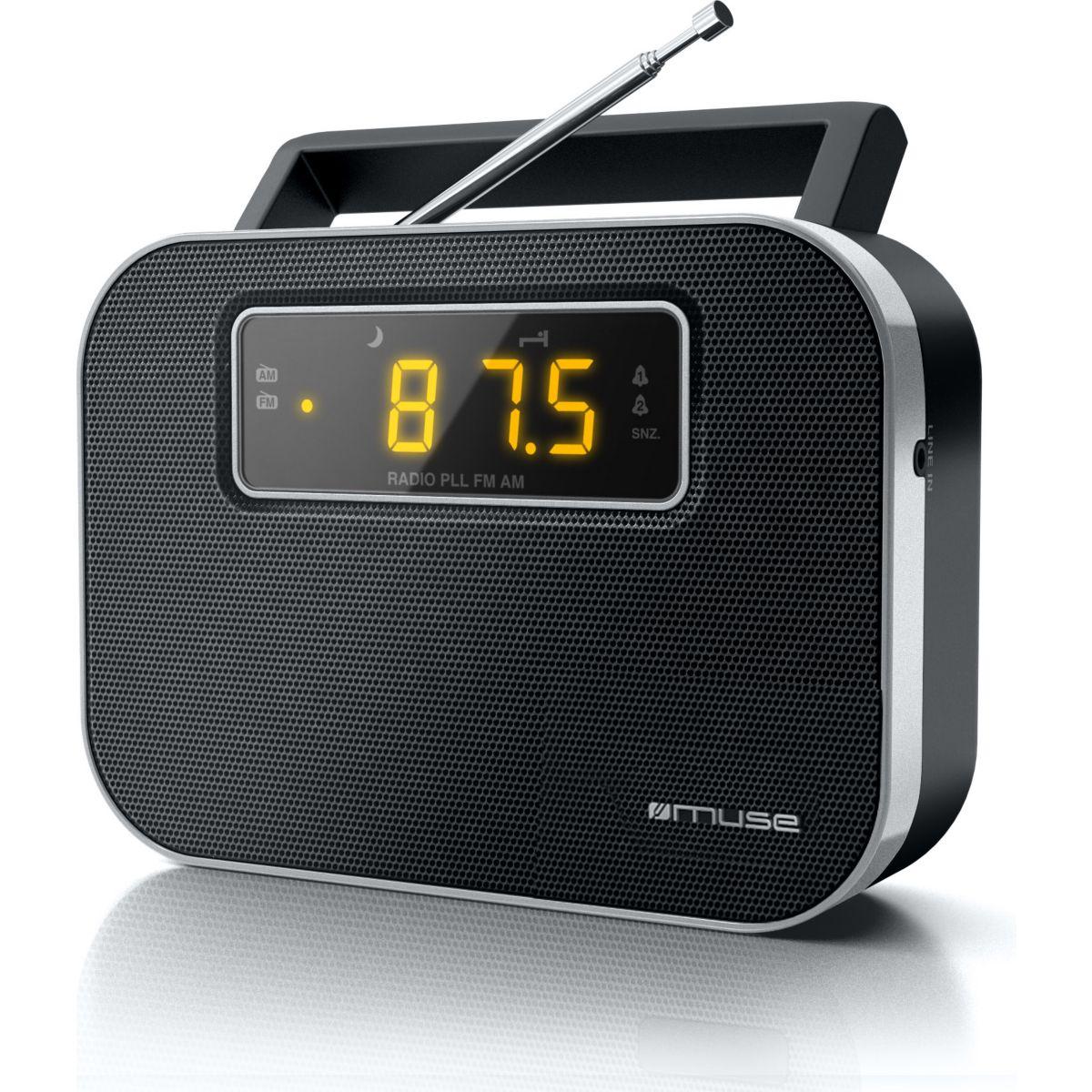 Radio analogique muse m-081r - 2% de remise imm?diate avec le ...