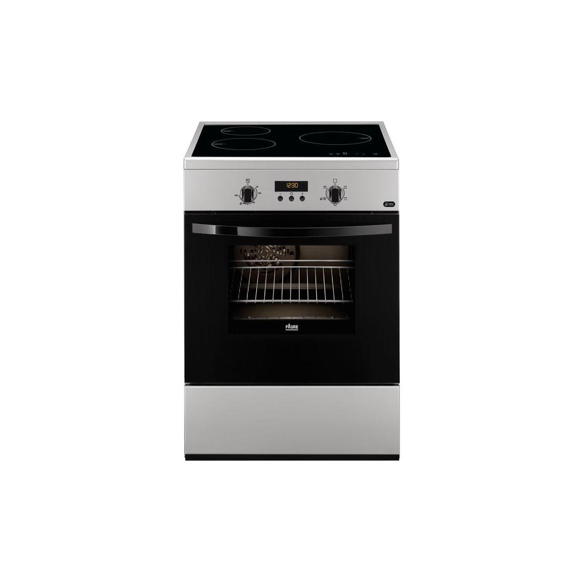 Cuisini�re induction 60cm faure fci6530csa - 10% de remise imm�diate avec le code : gam10 (photo)
