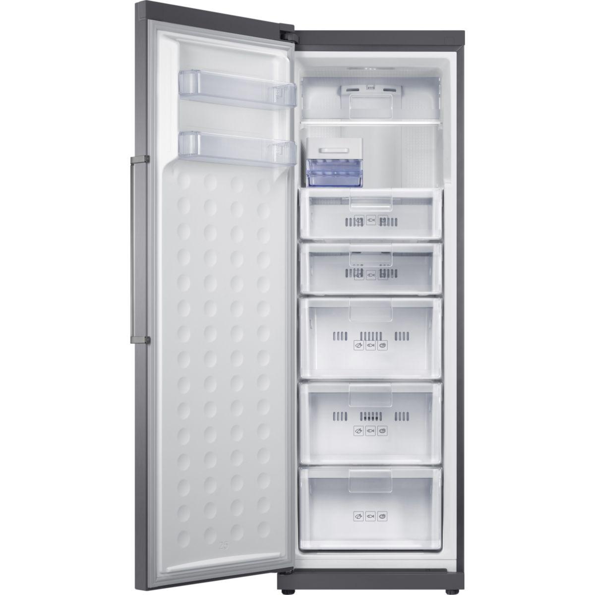 Congélateur armoire samsung rz28h6150ss - 2% de remise : code gam2 (photo)