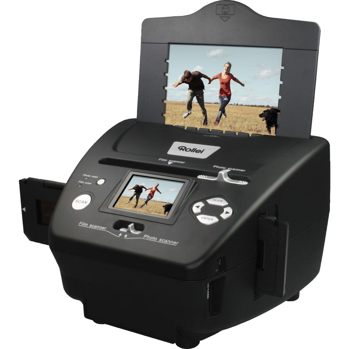 Scanner portable rollei pdf s240 se (photo)