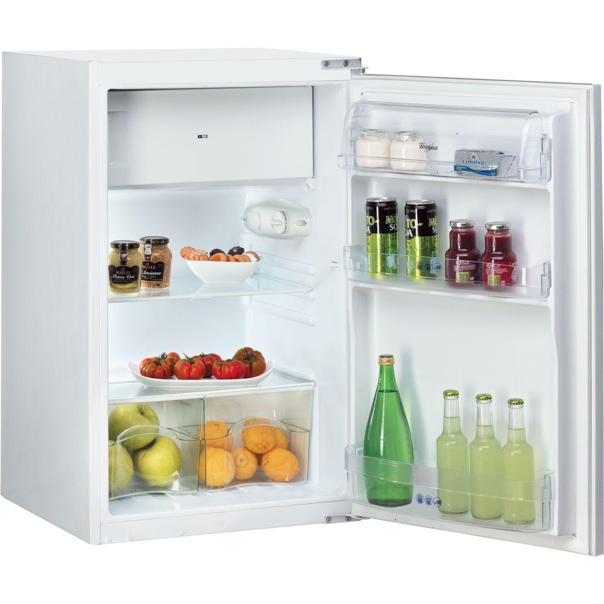 Réfrigérateur encastrable whirlpool arg450/a+ - 2% de remise immédiate avec le code : cool2 (photo)