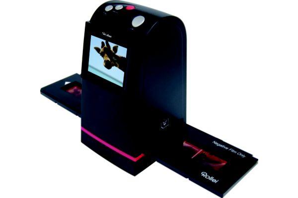 Scanner portable rollei df s100 se - 5% de remise immédiate avec le code : wd5 (photo)