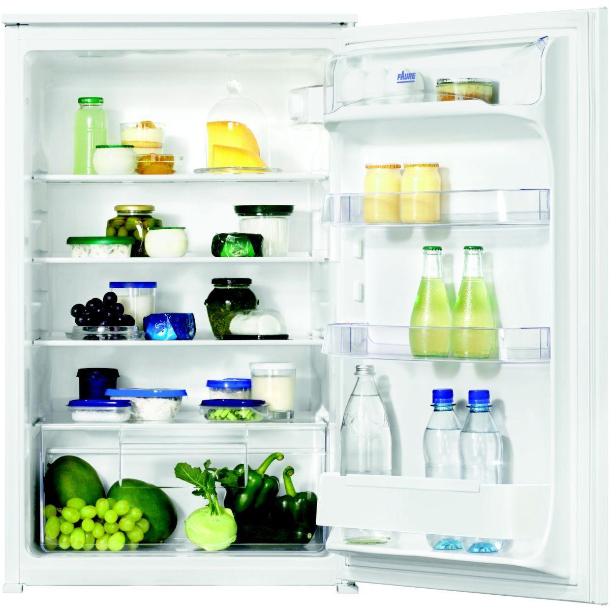Réfrigérateur encastrable faure fba15021sa - 2% de remise immédiate avec le code : cool2 (photo)