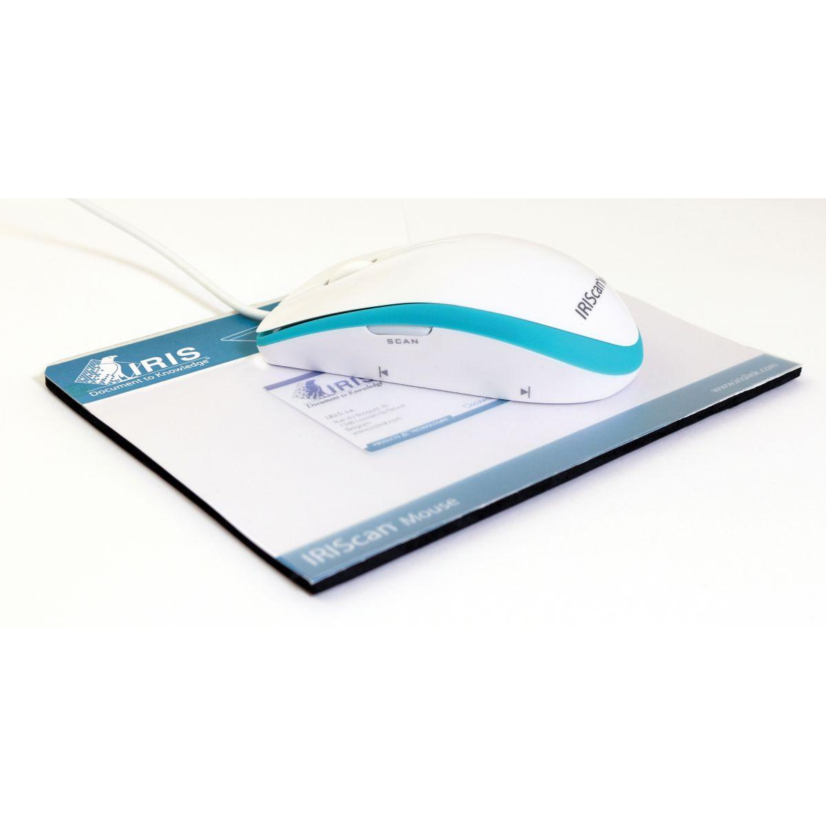 Scanner portable iris iriscan mouse executive 2 - 15% de remise immédiate avec le code : wd15 (photo)