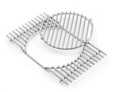 Accessoire weber grille gourmet bbq system pour summit séries 400 et 600 (photo)