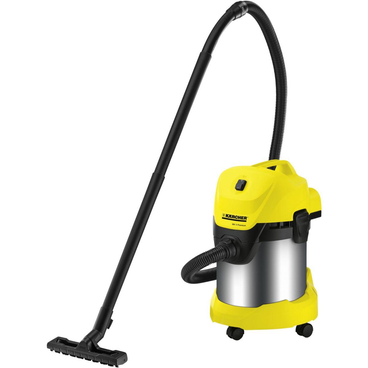 Aspirateur eau et poussi?re karcher wd3 premium