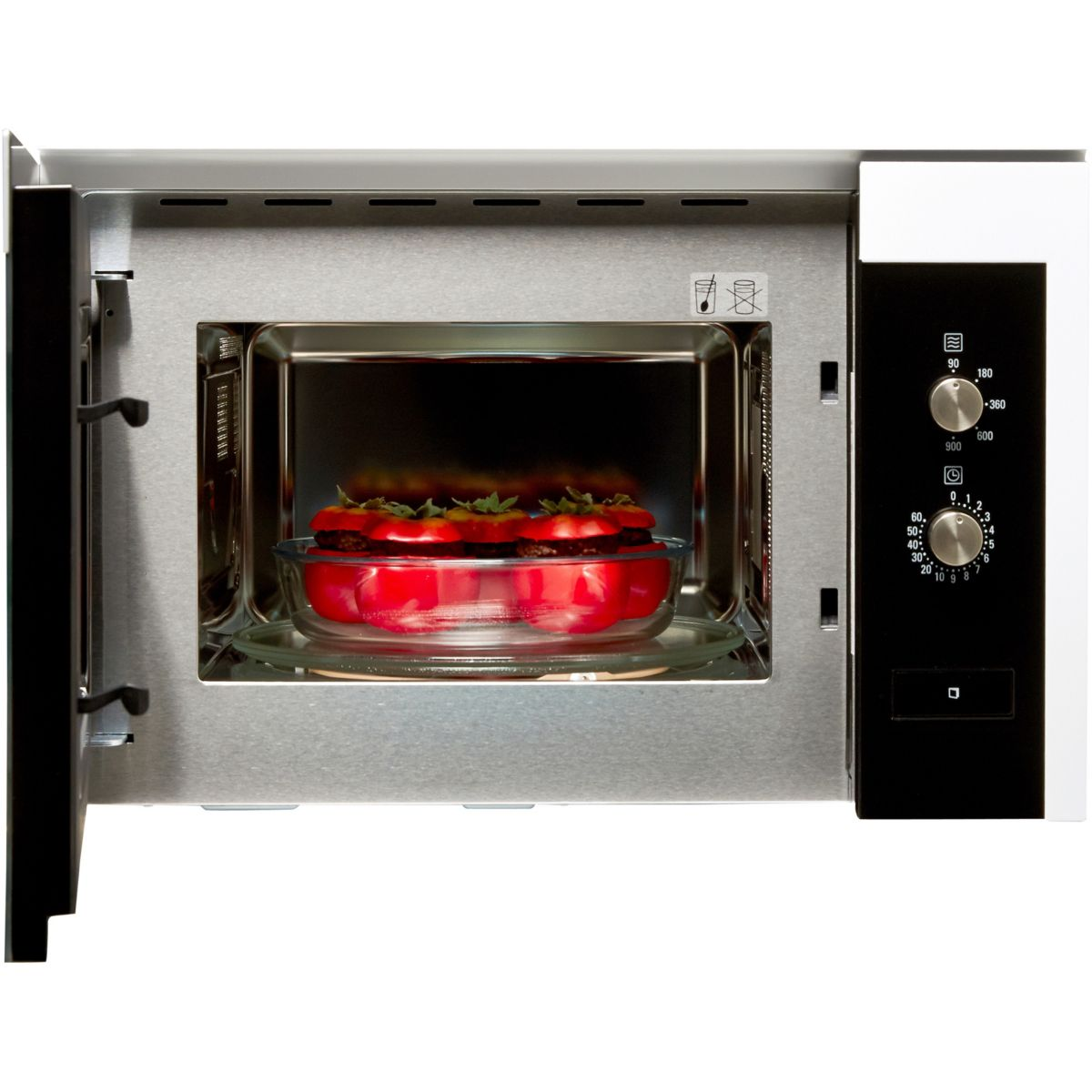 Micro-onde encastrable siemens hf22m264 - 20% de remise imm�diate avec le code : noel20 (photo)