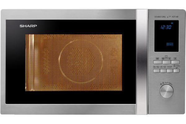 Micro onde four sharp r982stw - 2% de remise immédiate avec le code : cool2 (photo)