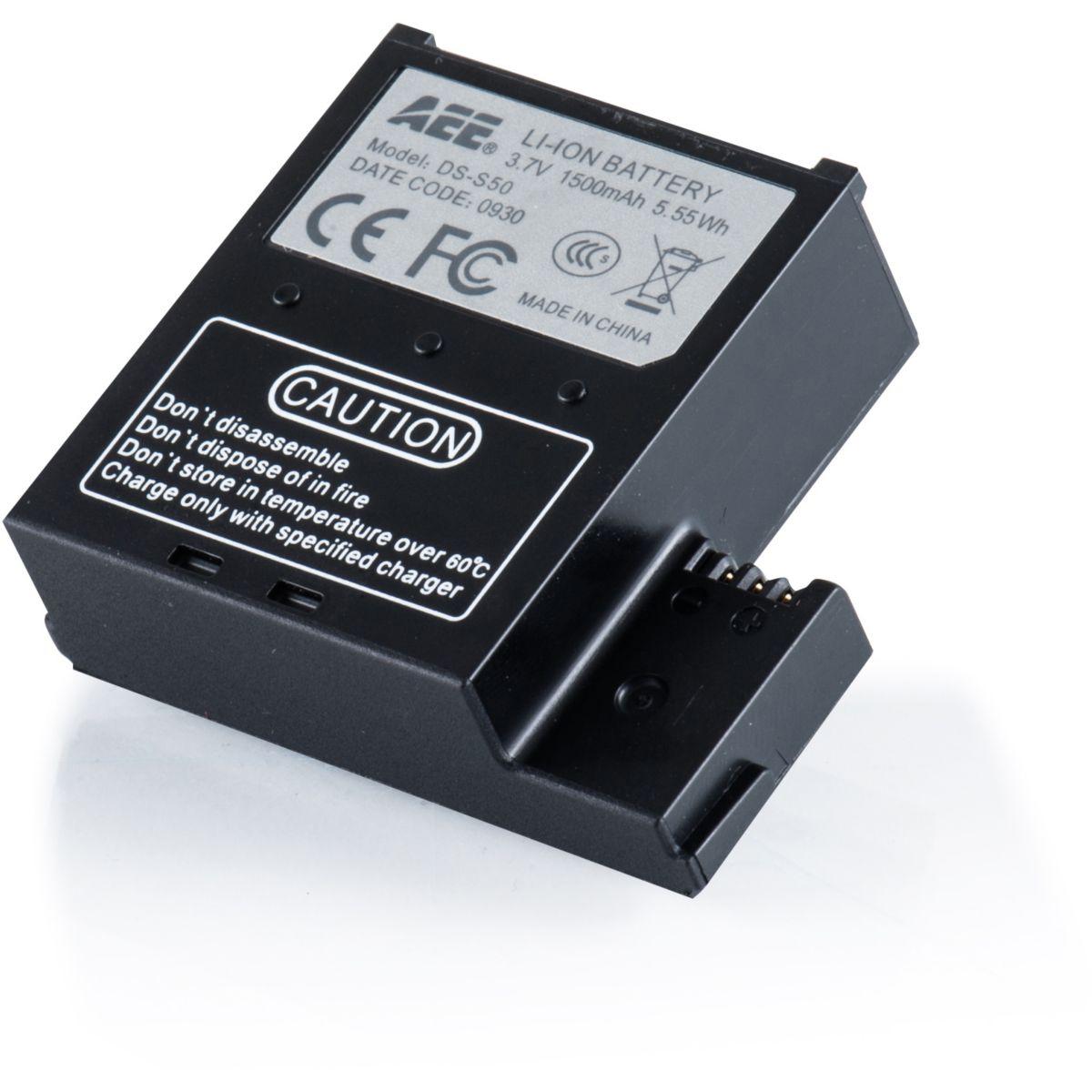 Batterie pnj cam batterie 1500mah rechargeable (photo)