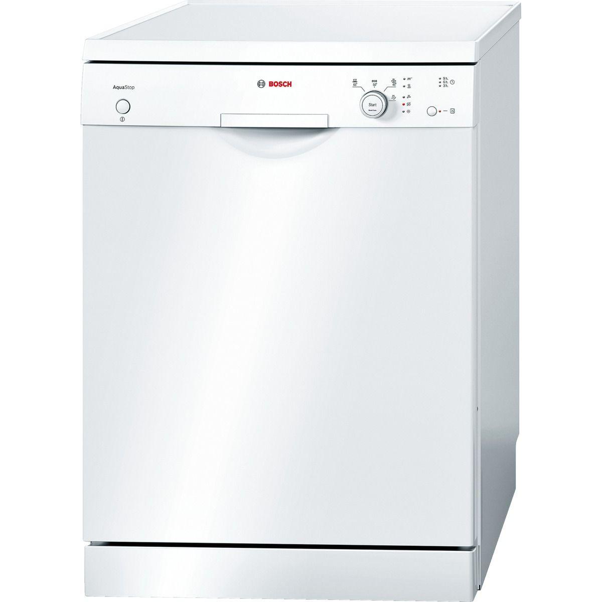Lave-vaisselle 60cm bosch sms40d12eu - 2% de remise immédiate avec le code : cool2 (photo)