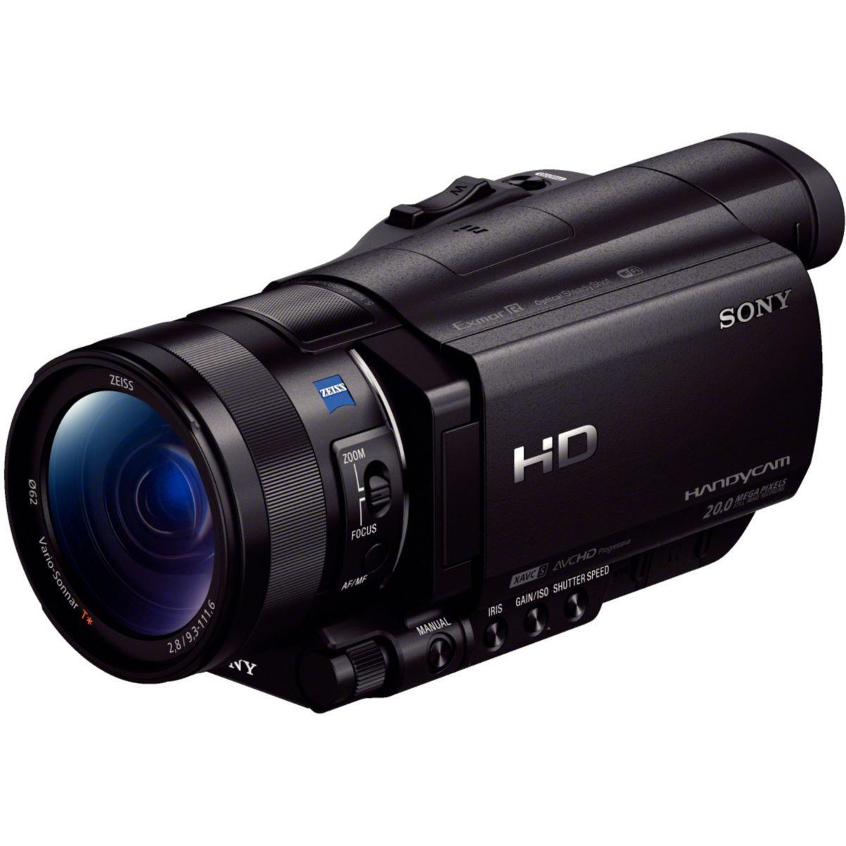 Camescope sony hdr-cx900e - soldes et bonnes affaires à prix imbattables