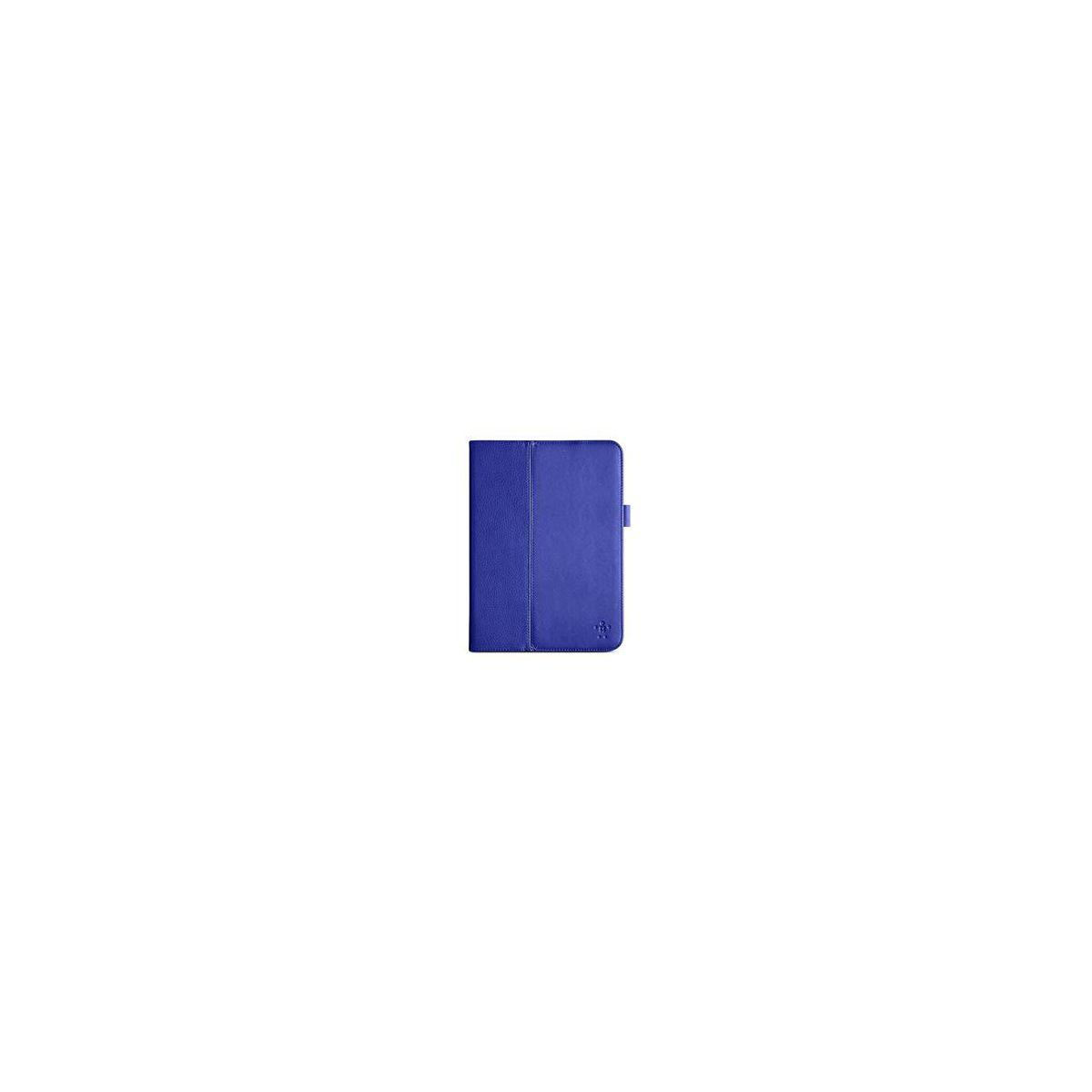 Folio belkin galaxy tab 4 10'' multitasker cuir violet - 20% de remise immédiate avec le code : multi20 (photo)
