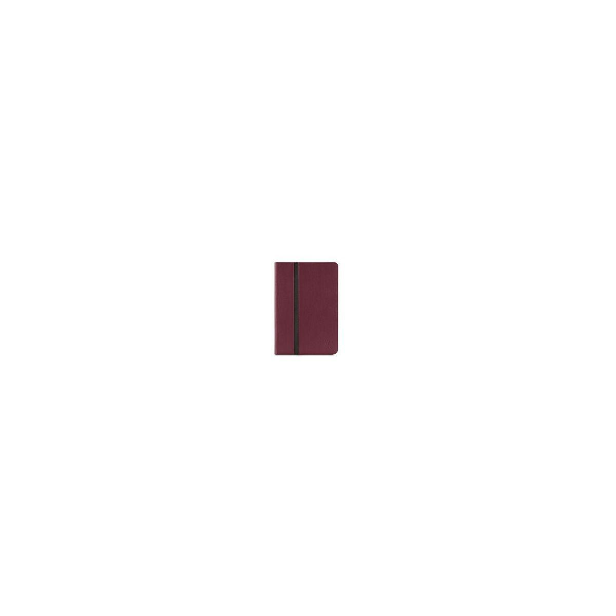 Folio belkin galaxy tab 4 10'' form-fit bordeau - 20% de remise immédiate avec le code : multi20 (photo)