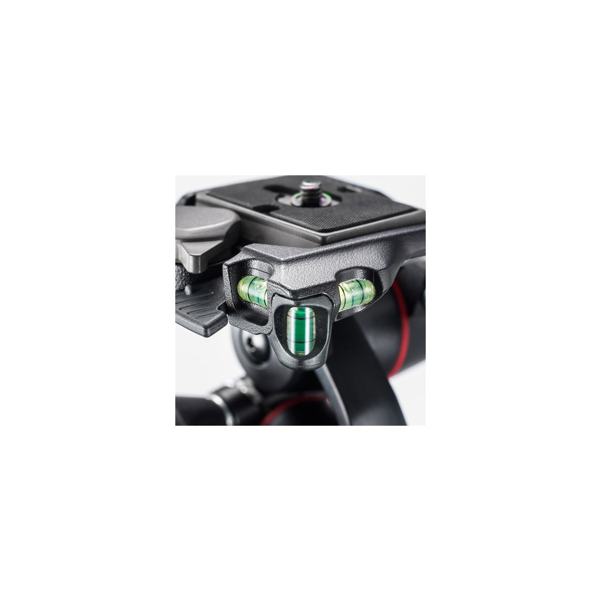 Tr�pied manfrotto mk190xpro4-3w + rotule 3d - 7% de remise imm�diate avec le code : school7 (photo)