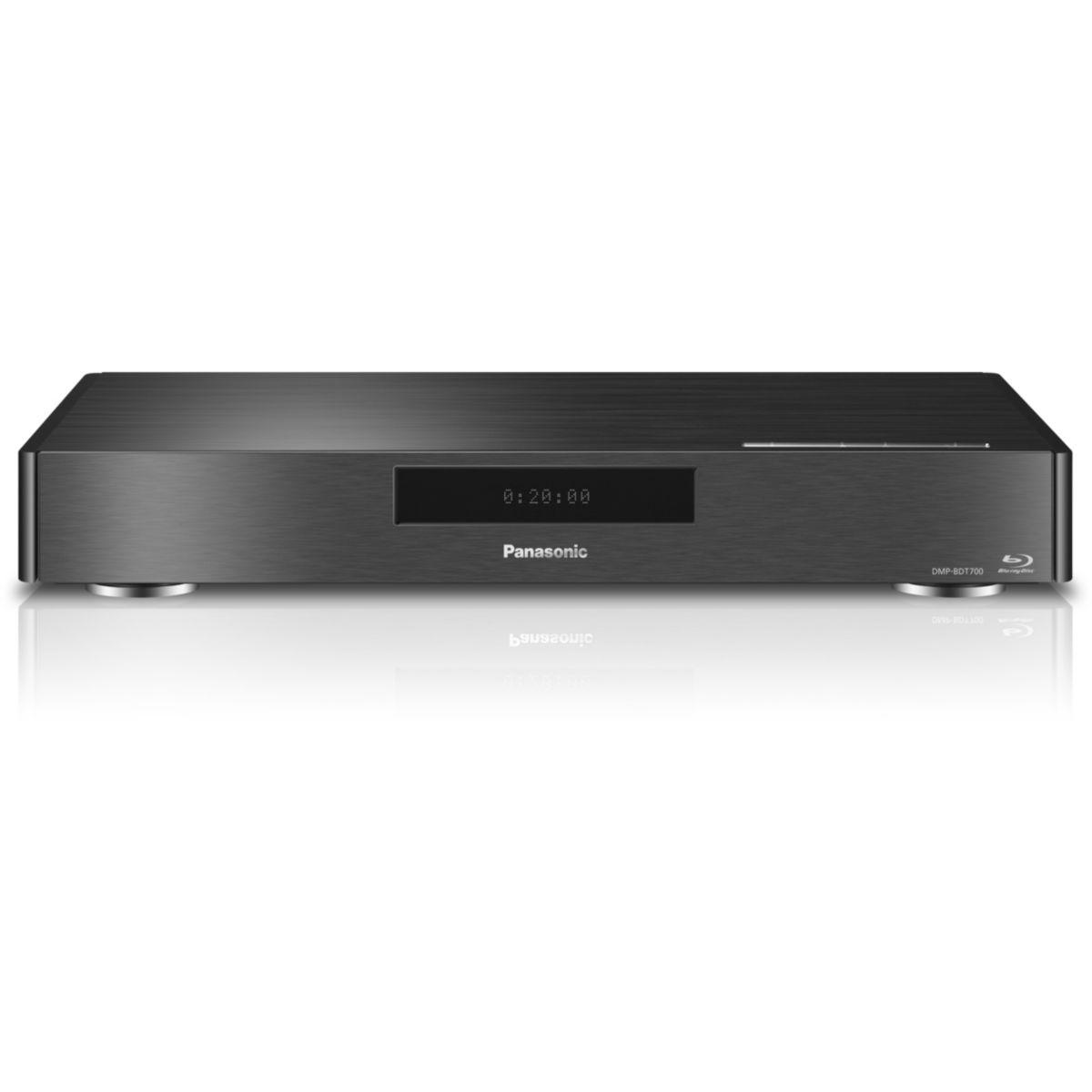 Lecteur blu-ray panasonic dmpbdt700 (photo)
