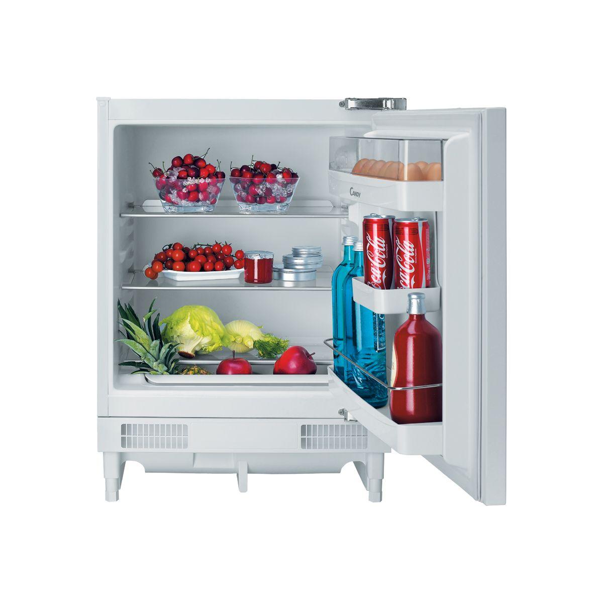Réfrigérateur encastrable candy cru160e - 2% de remise immédiate avec le code : cool2 (photo)