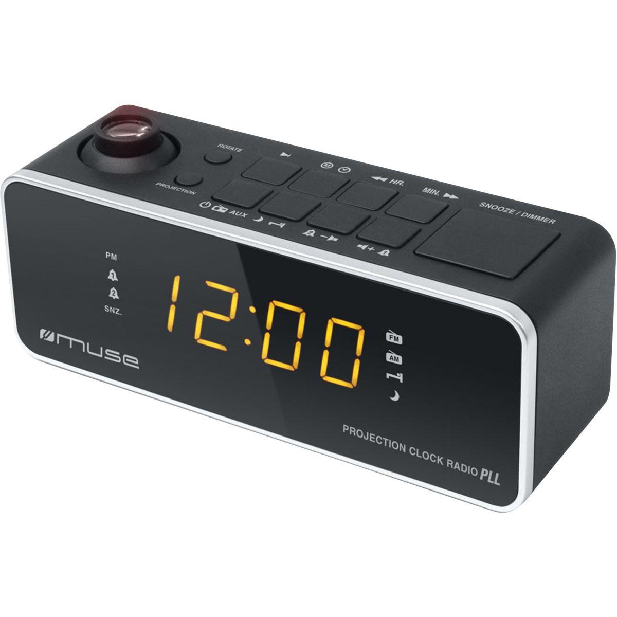 Radio-réveil muse m-188 p - 20% de remise immédiate avec le code : multi20 (photo)