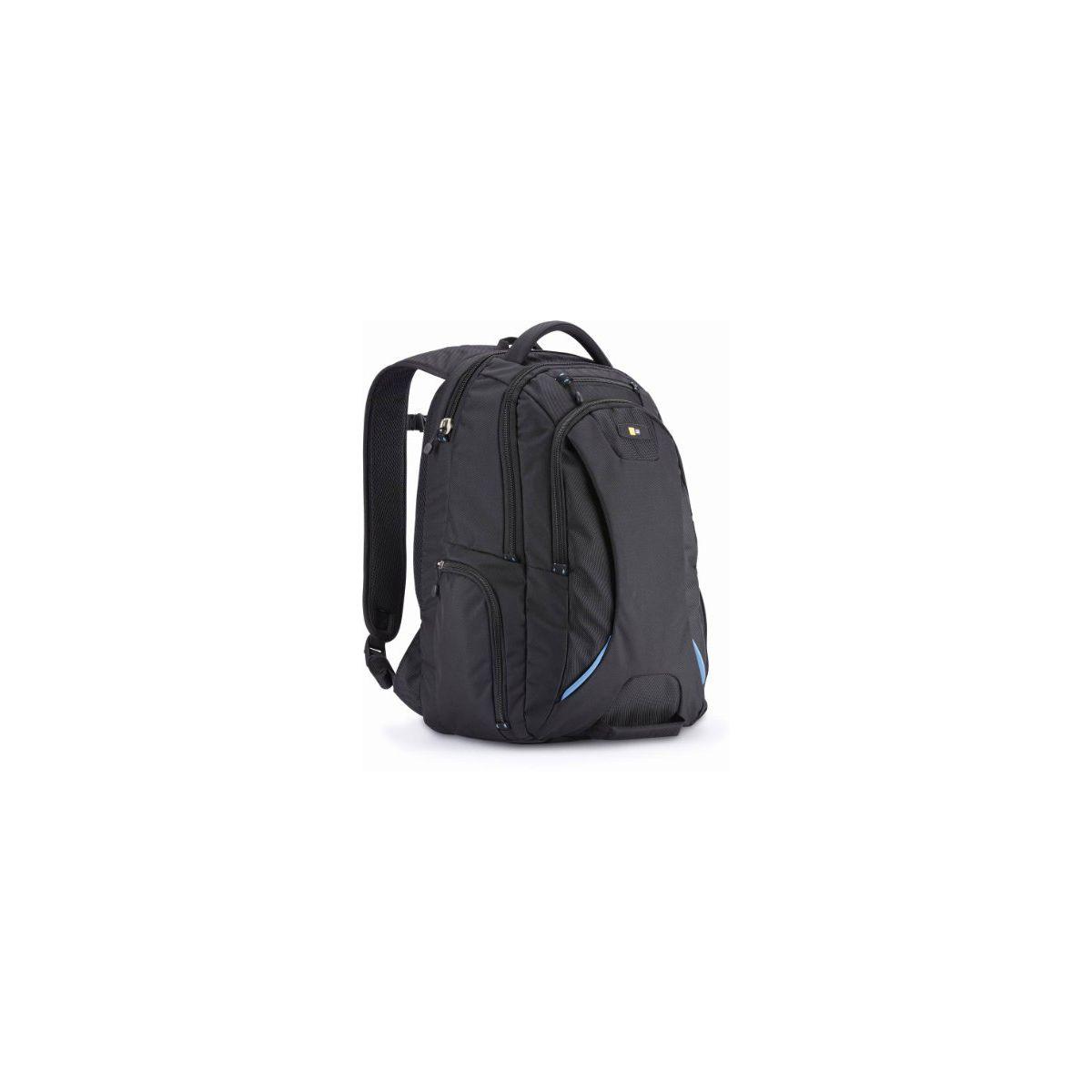 Sac � dos caselogic nylon gamme premium 13 � 16'' noir - livraison offerte : code prem