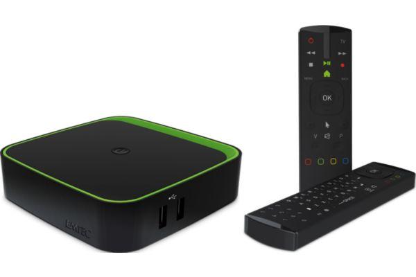 Terminal emtec movie cube connecté wifi the tv box - 2% de remise immédiate avec le code : cool2 (photo)