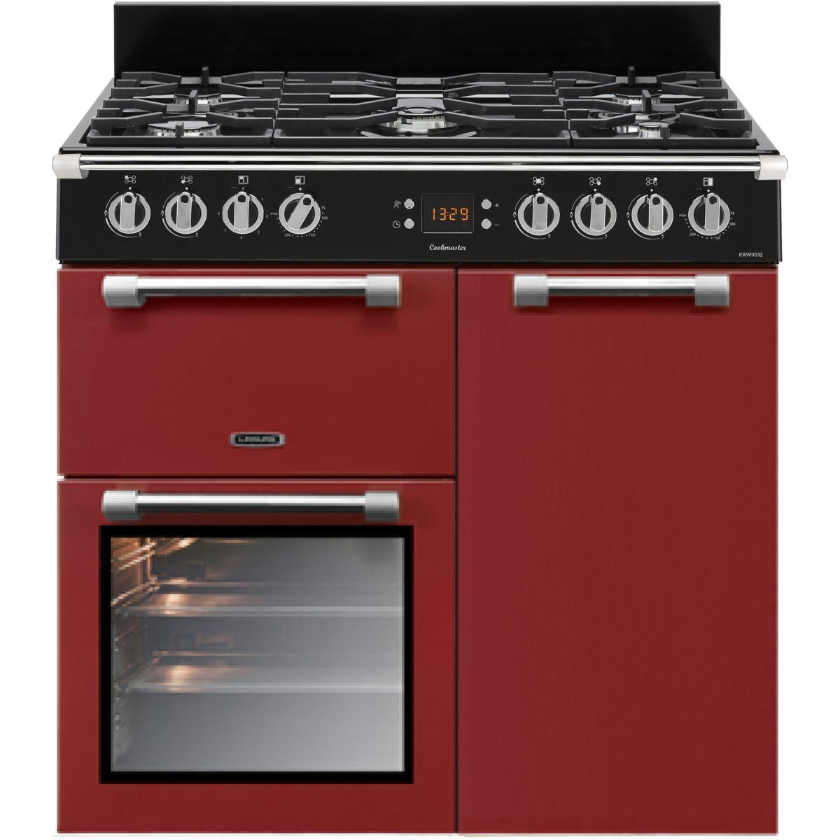 Piano de cuisson mixte leisure ck90f324r (photo)