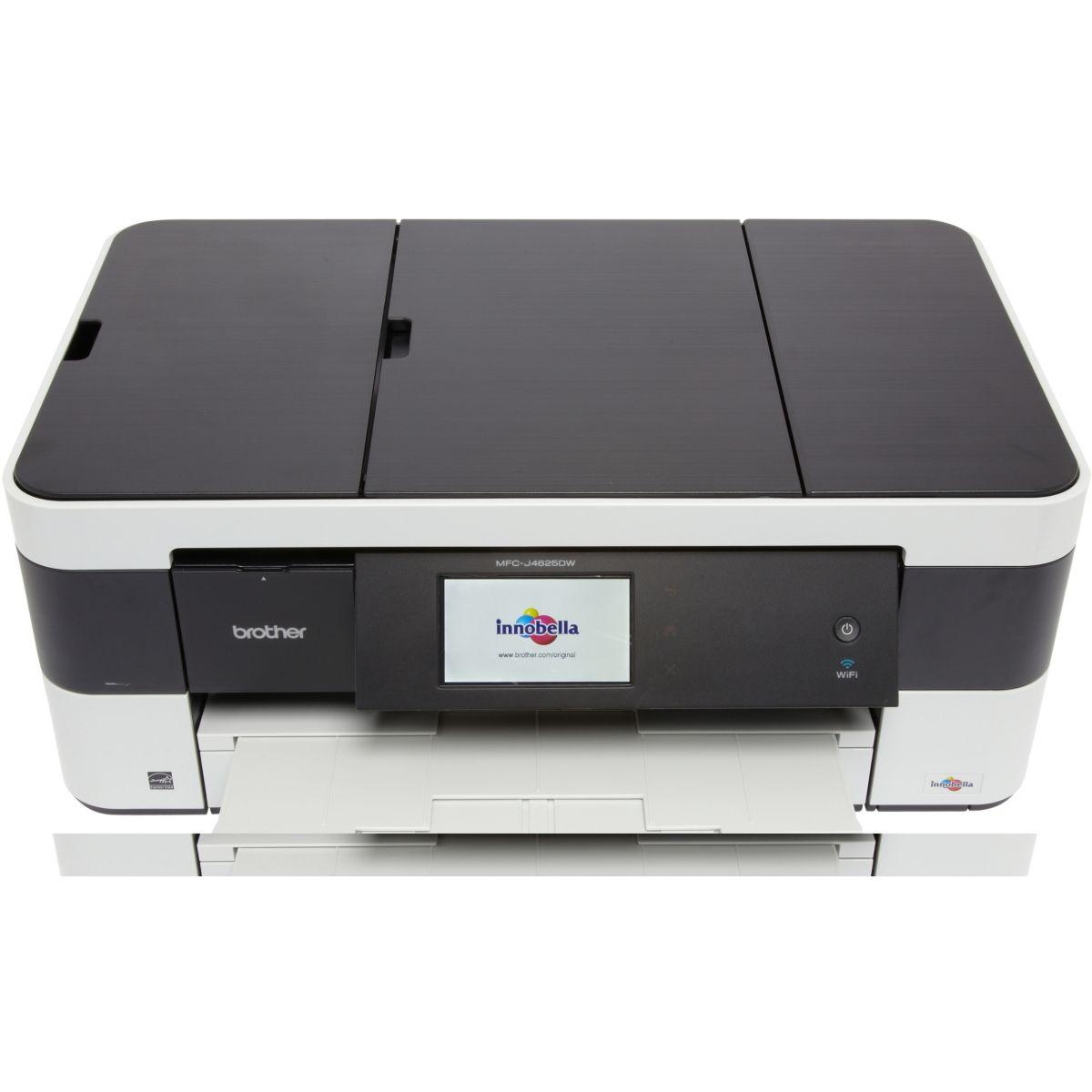 Imprimante jet d'encre brother mfc-j4625dw - livraison offerte : code premium (photo)