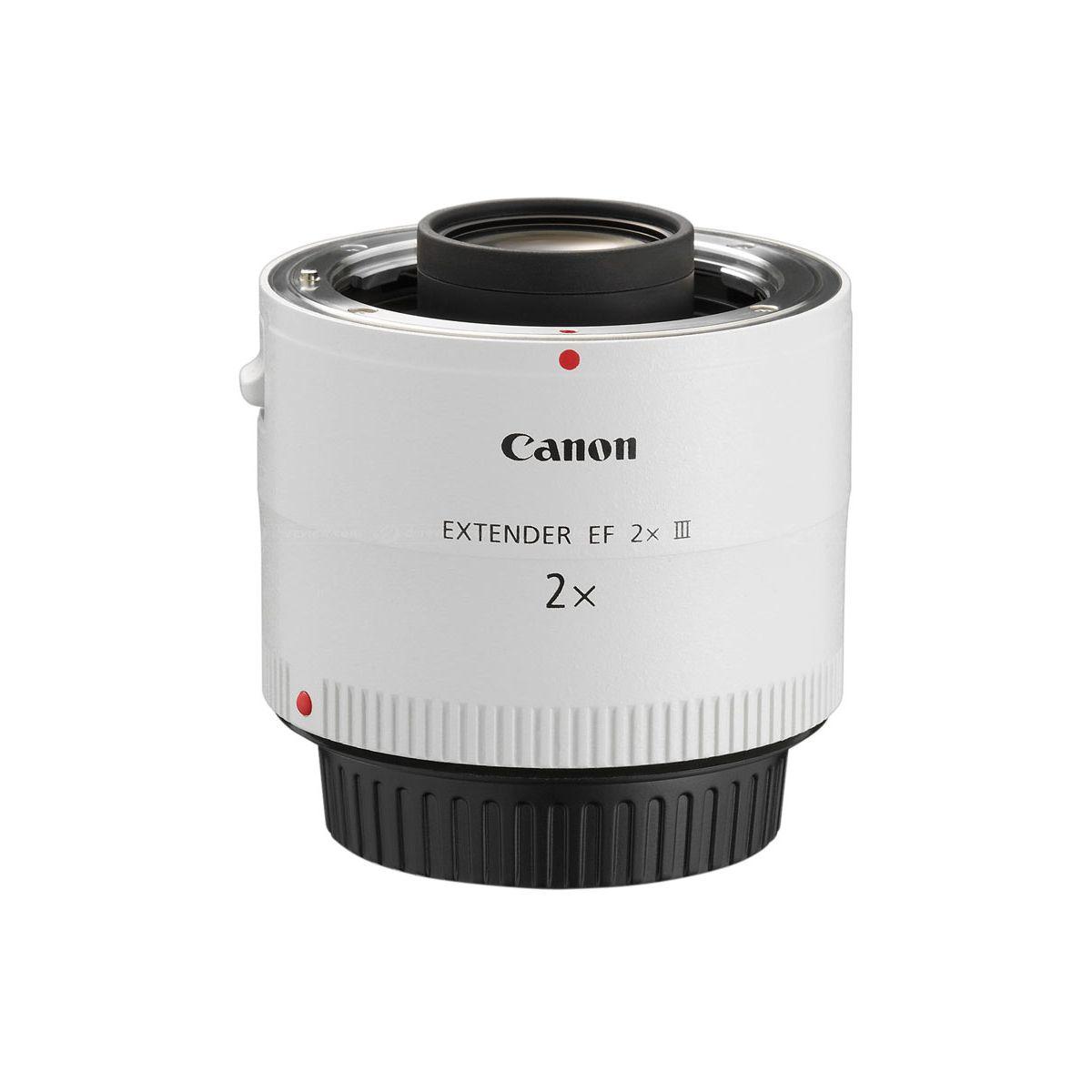 Multiplicateur canon extender ef 2x iii