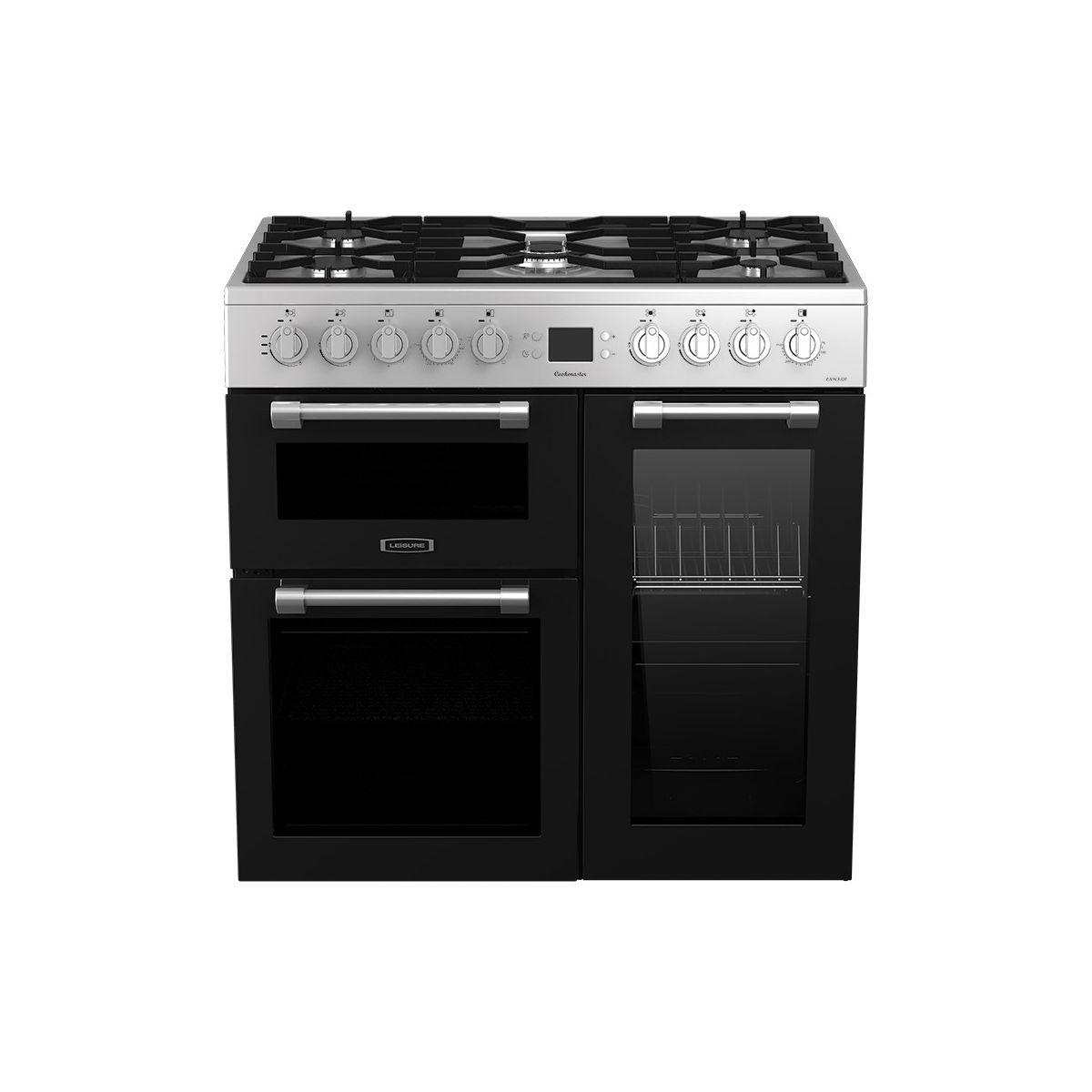 Piano de cuisson gaz leisure ck90f320xg (photo)