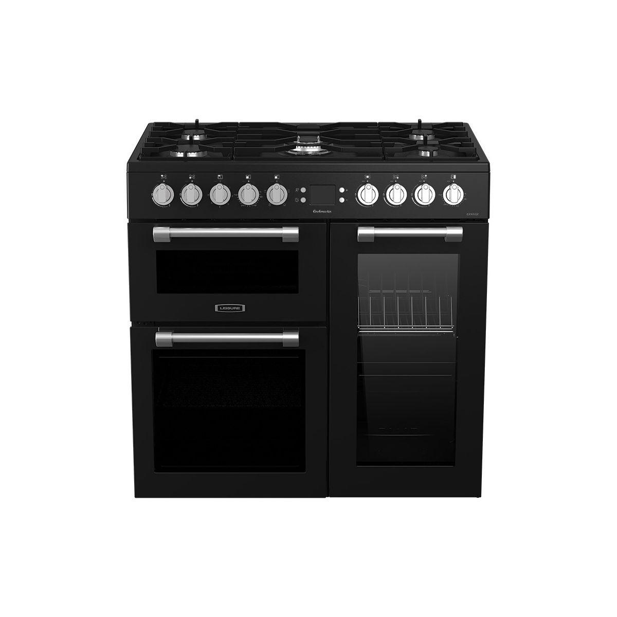 Piano de cuisson gaz leisure ck90f320kg (photo)