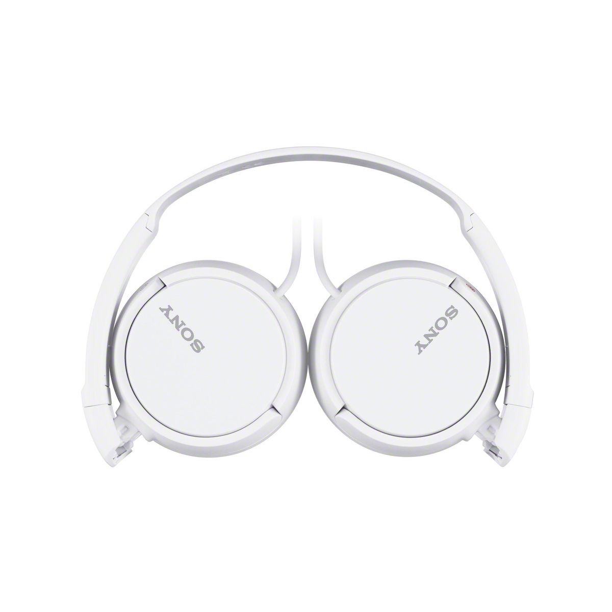 Casque audio sony mdrzx110 blanc (photo)