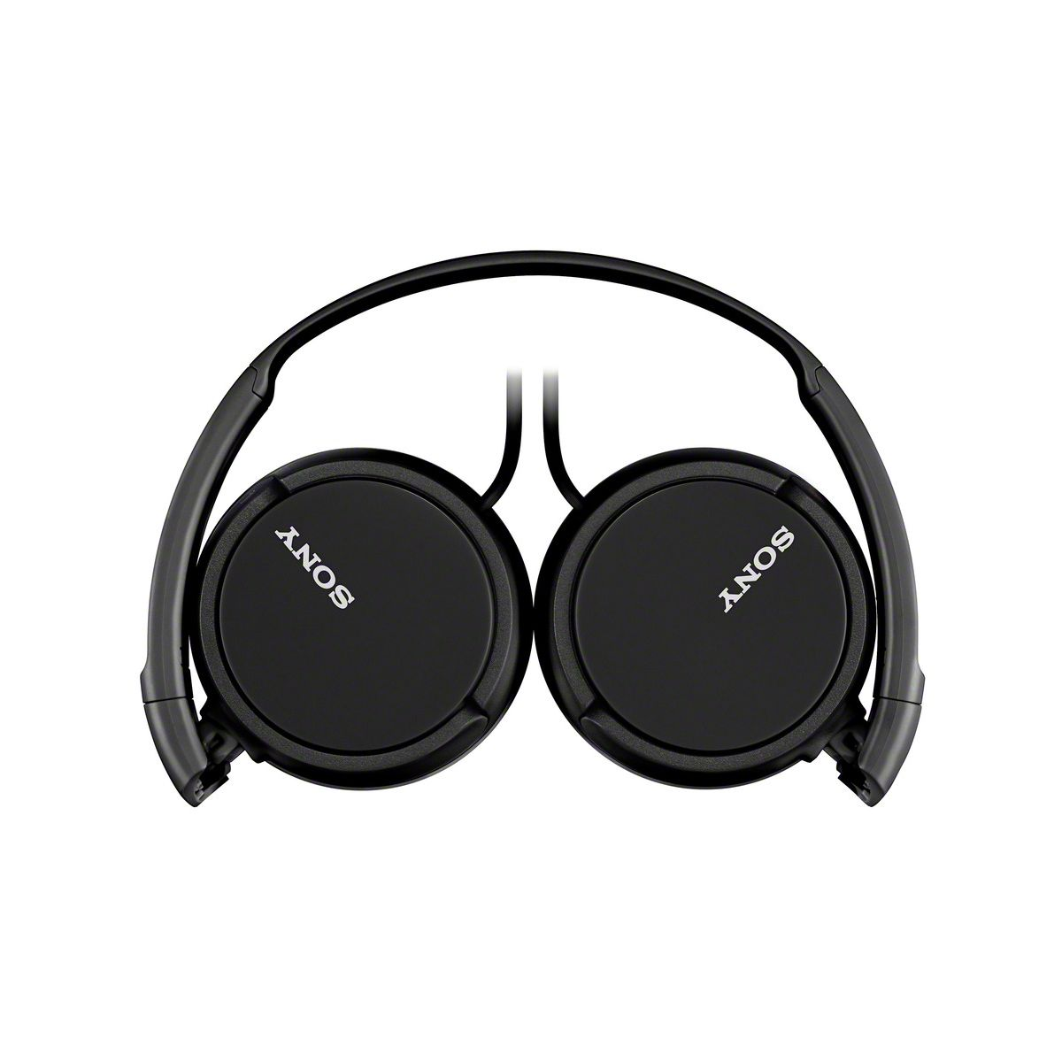Casque audio sony mdrzx110 noir (photo)