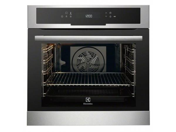 Four multifonction pyrolyse electrolux eec5700aox 74 litres - 7% de remise : code gam7 (photo)