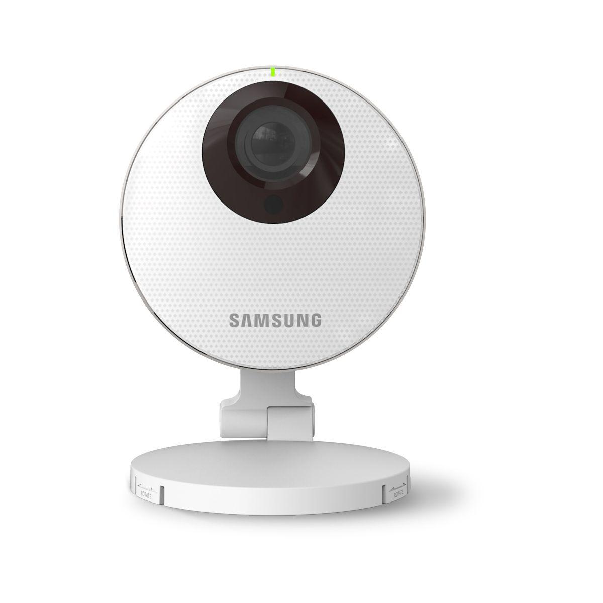 Cam�ra samsung smartcam int�rieure full hd snh-p6410 - livraison offerte : code liv (photo)