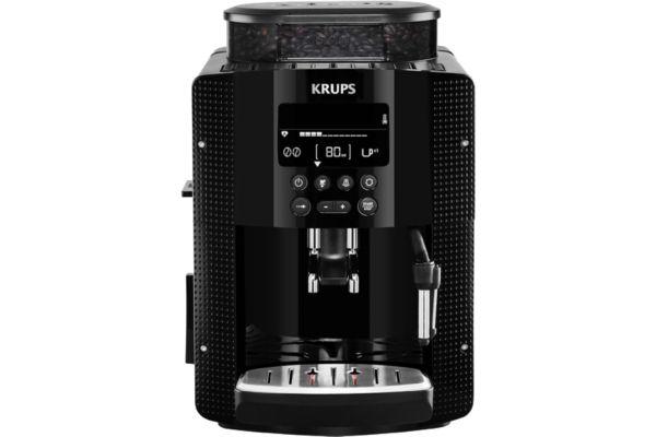 expresso broyeur krups yy8135fd noir 10 de remise imm diate avec le code cool10 vendu par. Black Bedroom Furniture Sets. Home Design Ideas