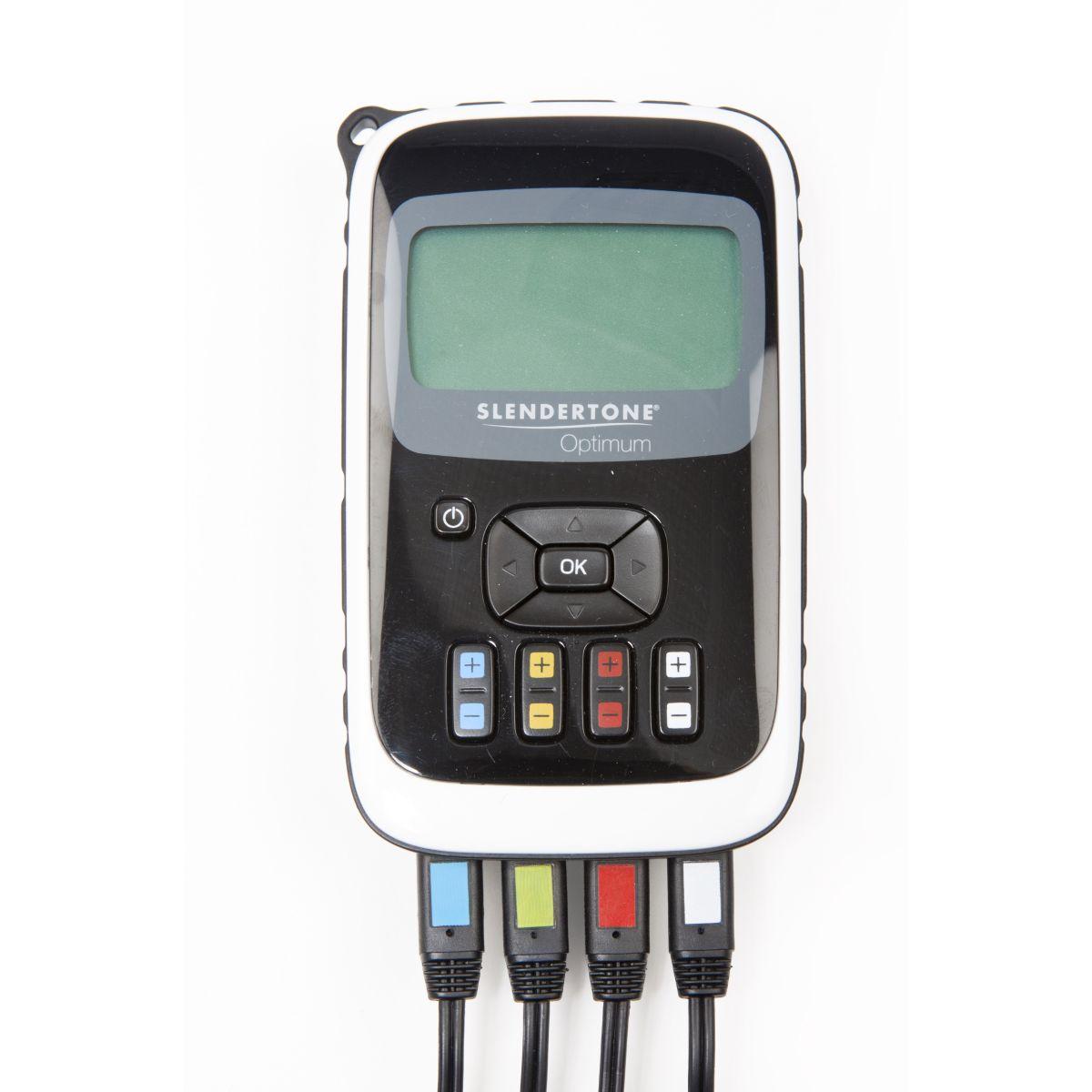 Electro-stimulation slendertone optimum - livraison offerte : code livpremium (photo)