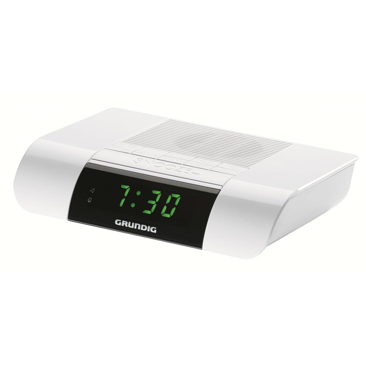 Radio-réveil grundig ksc35w - 20% de remise immédiate avec le code : multi20 (photo)