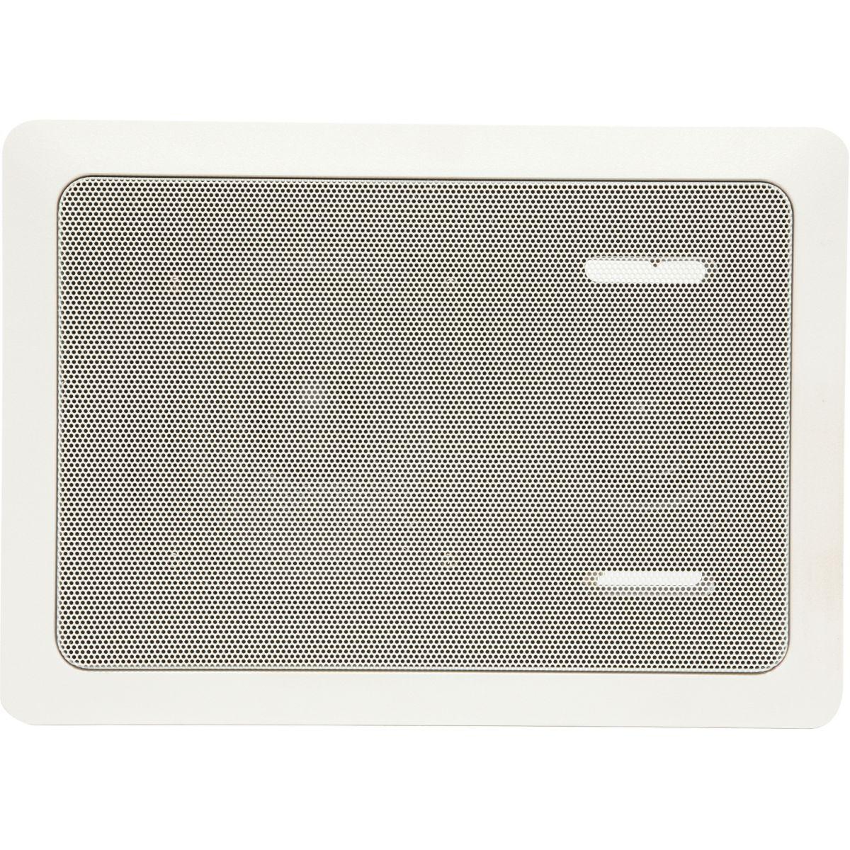 Enceinte encastrable davis 130 re blanc - livraison offerte : code premium (photo)