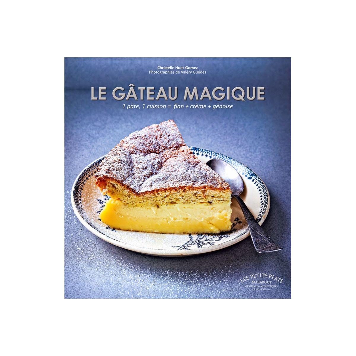 Livre marabout le gâteau magique - la sélection webdistrib.com