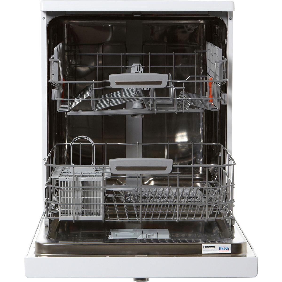 Lave-vaisselle 60cm hotpoint lfk 7m124 fr - 5% de remise : code gam5 (photo)