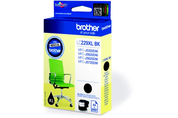 Cartouche brother lc229xl noire (photo)