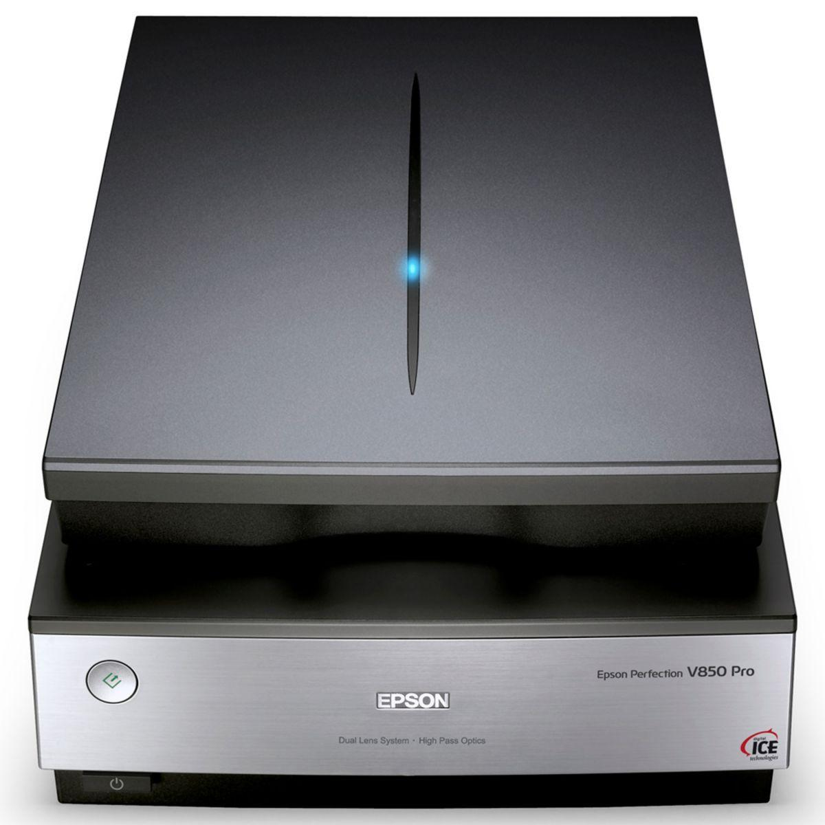 Scanner ? plat epson perfection v850 pro