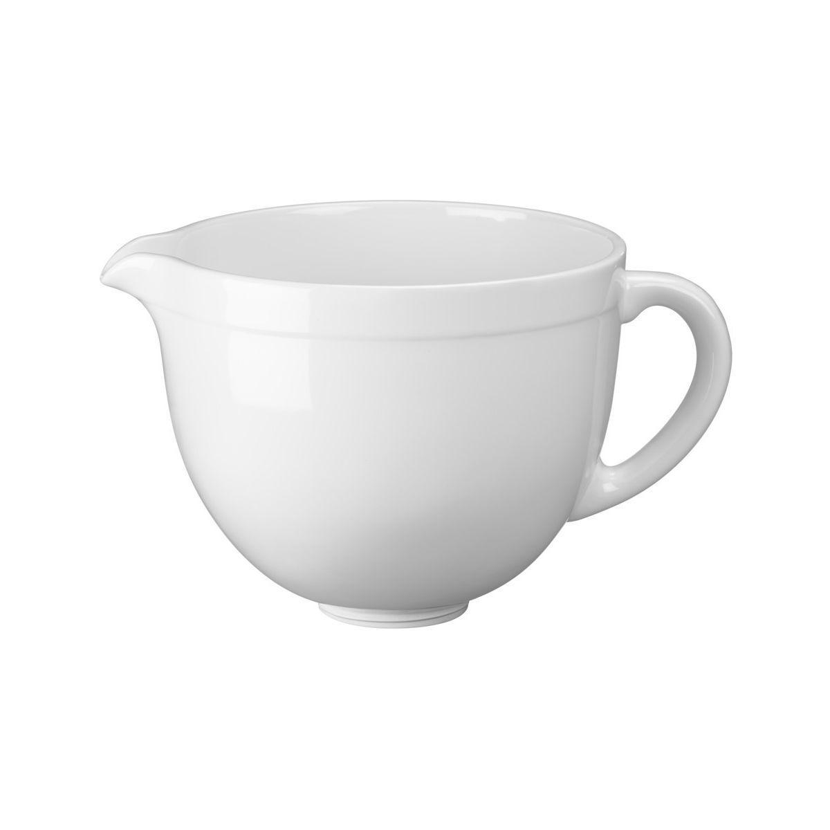 Acc. kitchenaid 5ksmcb5lw bol ceramique - livraison offerte : code livpremium (photo)