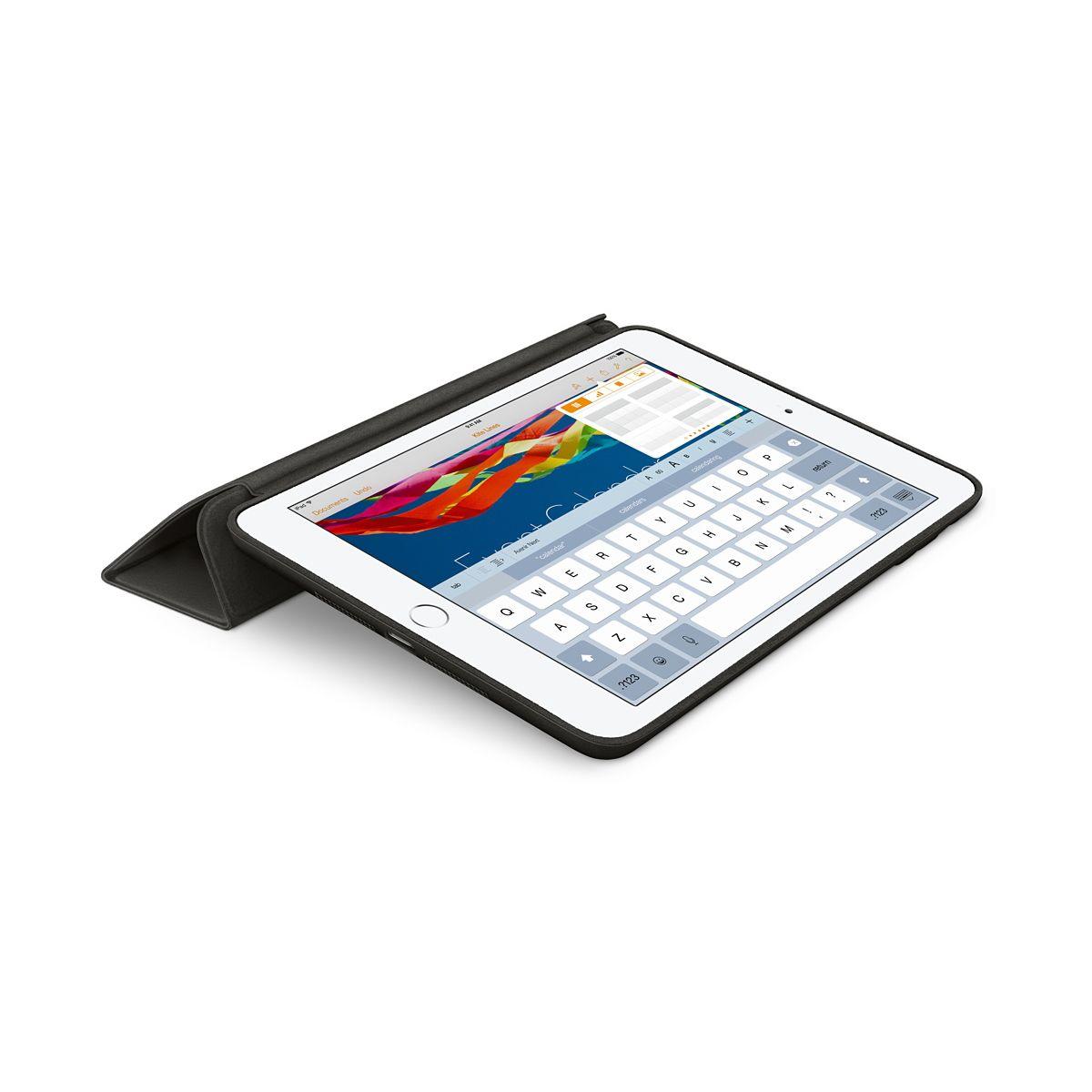 Folio apple ipad mini smart case noir (photo)
