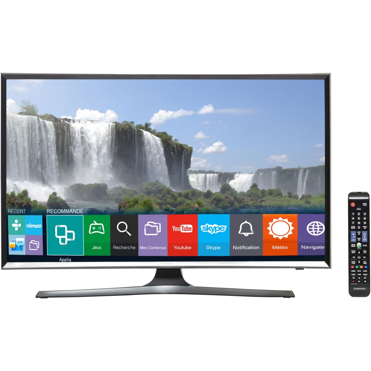 tv samsung ue32j6300 800hz cmr smart tv incurve ebay. Black Bedroom Furniture Sets. Home Design Ideas