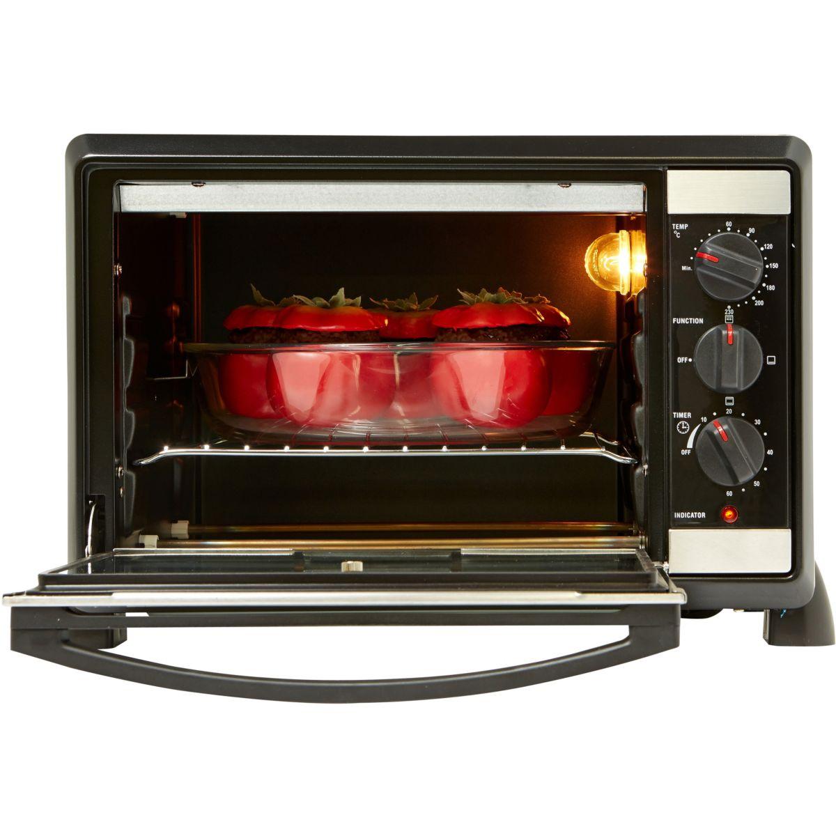 Mini four kitchen chef ck-18bsl 18 litres - 2% de remise : code gam2 (photo)