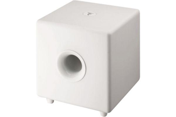 Caisson de basses focal cub 3 pearl white - livraison offerte : code livprem (photo)