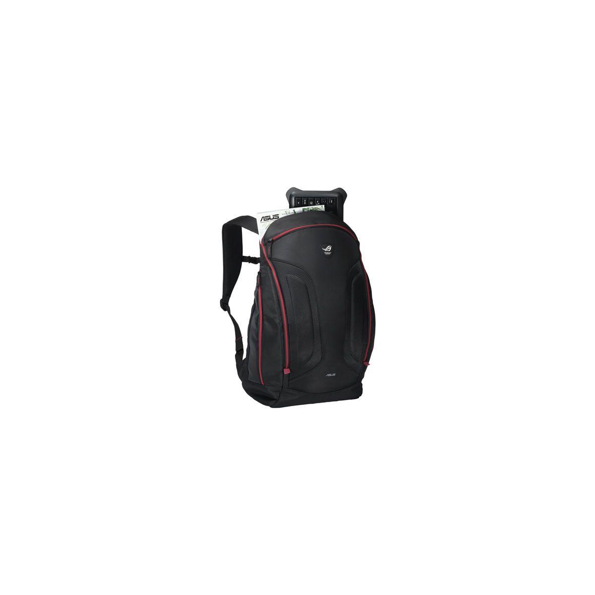 Sac � dos asus shuttle 2 backpack 17'' noir