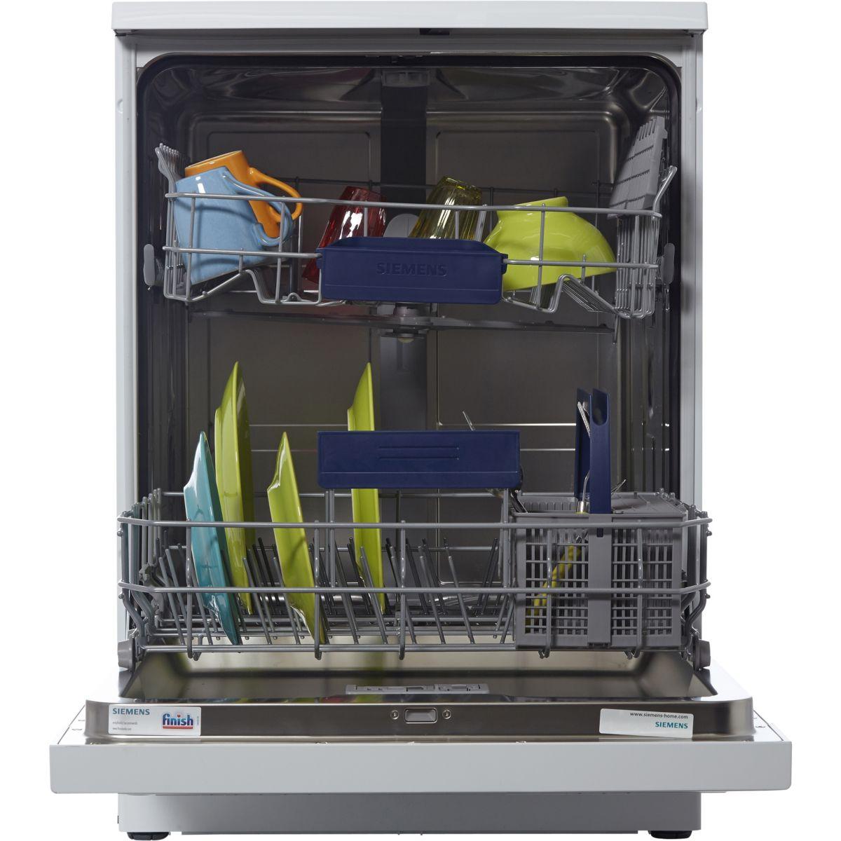 Lave vaisselle 60cm siemens sn25m244eu soldes et bonnes affaires à prix imbattables