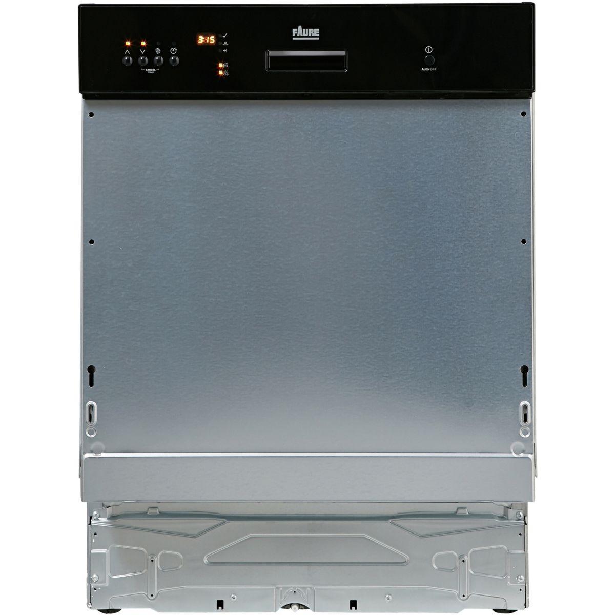 Lave vaisselle intégrable faure fdi26010na soldes et bonnes affaires à prix imbattables